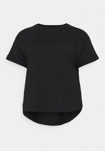 CARKAYLEE LIFE - Basic T-shirt - black