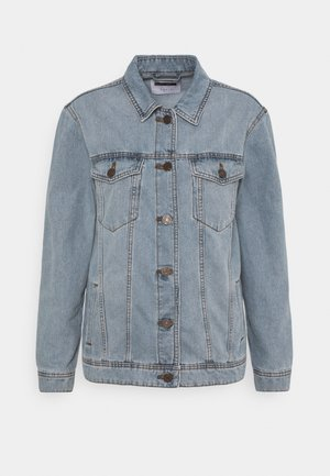 NMOLE JACKET - Veste en jean - light blue denim