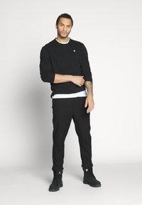G-Star - LASH R T L\S - Långärmad tröja -  black - 1