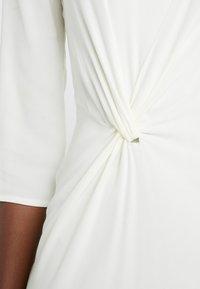 Patrizia Pepe - ABITO/DRESS - Vestito estivo - statue white - 6
