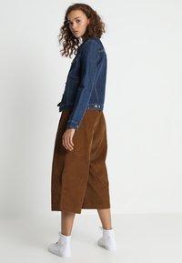 Levi's® - ORIGINAL TRUCKER - Giacca di jeans - clean dark authentic - 2