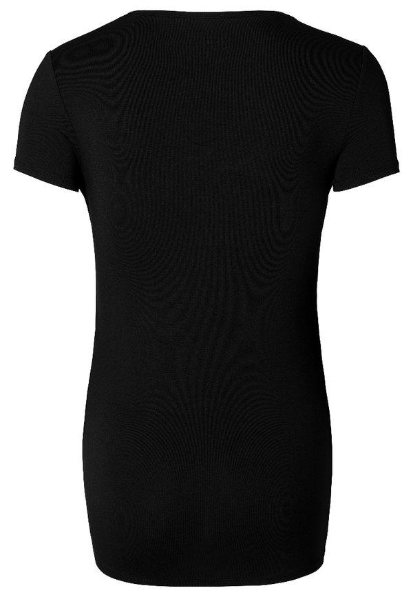 Esprit Maternity T-shirt basic - black Kolor jednolity Odzież Damska THOI MJ 8