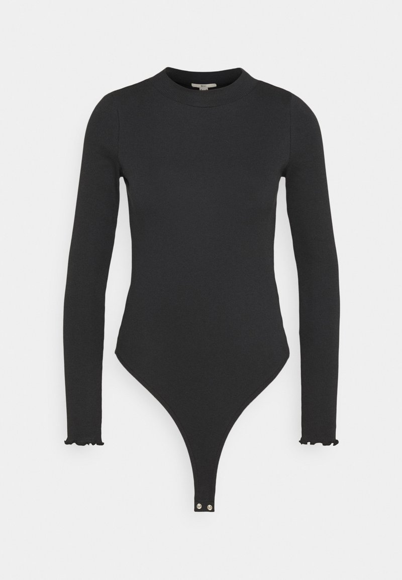 edc by Esprit - CORE BODY - Long sleeved top - black