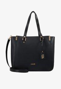 LIU JO - TOTE - Shopping bags - black - 5