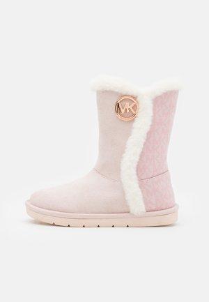 JOHANNA WENDY - Vysoká obuv - pink
