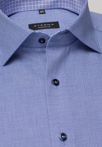 Eterna - COMFORT FIT - Shirt - blau - 5
