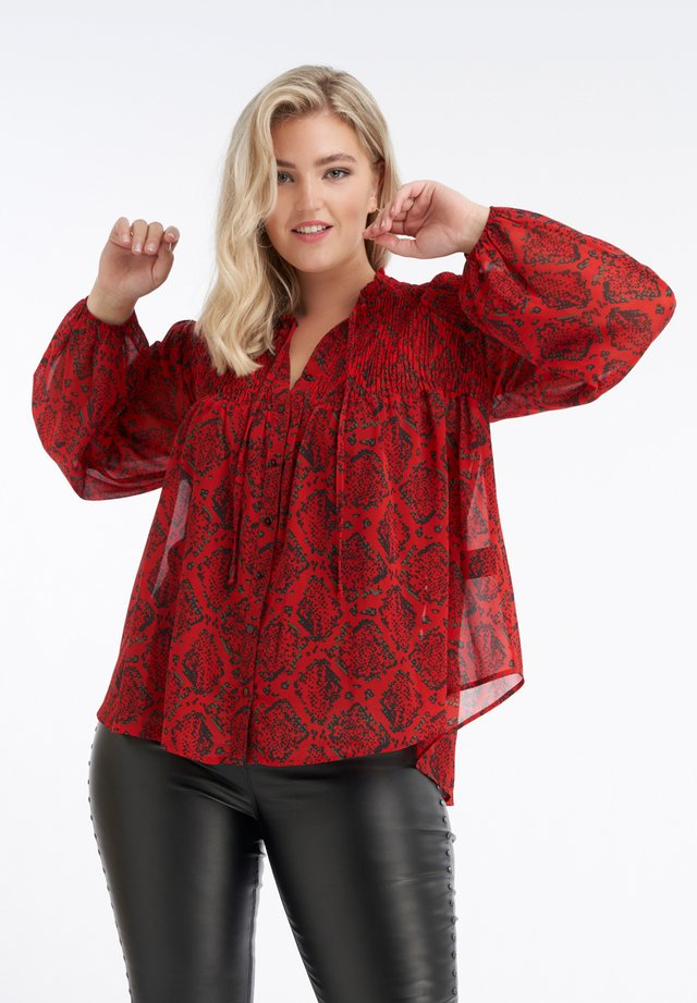 MET PRINT - Blouse - multi-color