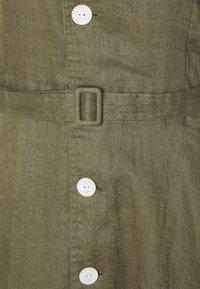 Polo Ralph Lauren - Sukienka koszulowa - basic olive - 2