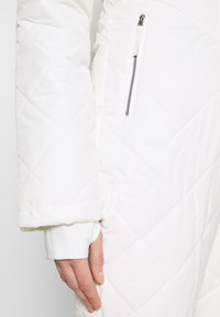 Missguided - SKI QUILTED CORSET SNOW - Jumpsuit - white - 7