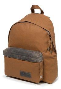 Eastpak - PADDED PAK'R/AXER - Rucksack - axer brown - 3