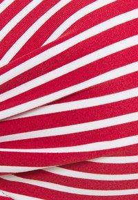 Esprit - GRENADA BEACH - Bikini top - red - 2