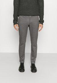 Only & Sons - ONSMARK PANTS - Kalhoty - medium grey melange - 0