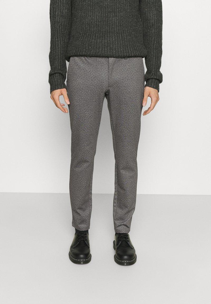 Only & Sons - ONSMARK PANTS - Kalhoty - medium grey melange