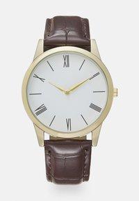 Pier One - Reloj - dark brown - 0