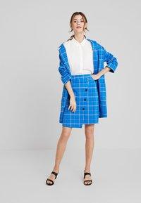 Taifun - Short coat - cobalt blue - 1