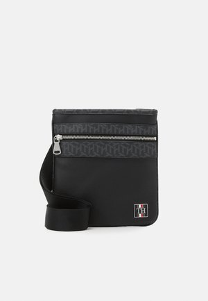 MONOGRAM MINI CROSSOVER UNISEX - Across body bag - black