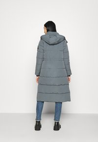 Superdry - LONGLINE EVEREST COAT - Winter coat - slate - 2