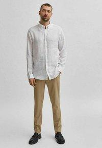 Selected Homme - Overhemd - white - 1