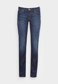 STRAIGHT - Straight leg jeans - blue dark wash