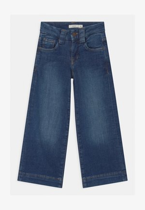 NKFRANDI - Džíny Relaxed Fit - medium blue denim