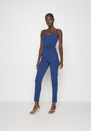 RIMI STRAIGHT LEG - Jumpsuit - electric blue