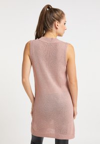 myMo ROCKS - Vestido de punto - nude - 2
