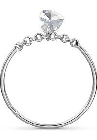 QOOQI - MY VALENTINE - Ring - silber - 1