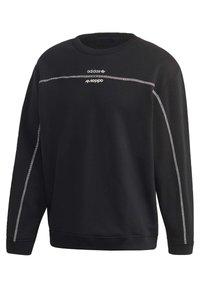 adidas Originals - CREW SWEATSHIRT - Sweatshirt - black - 10