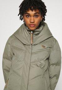 Ragwear - NATALKA - Winter coat - dusty olive - 3