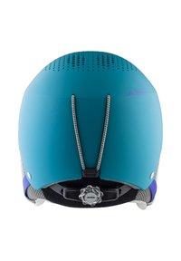 Alpina - ZUPO - Helm - turquise - 1