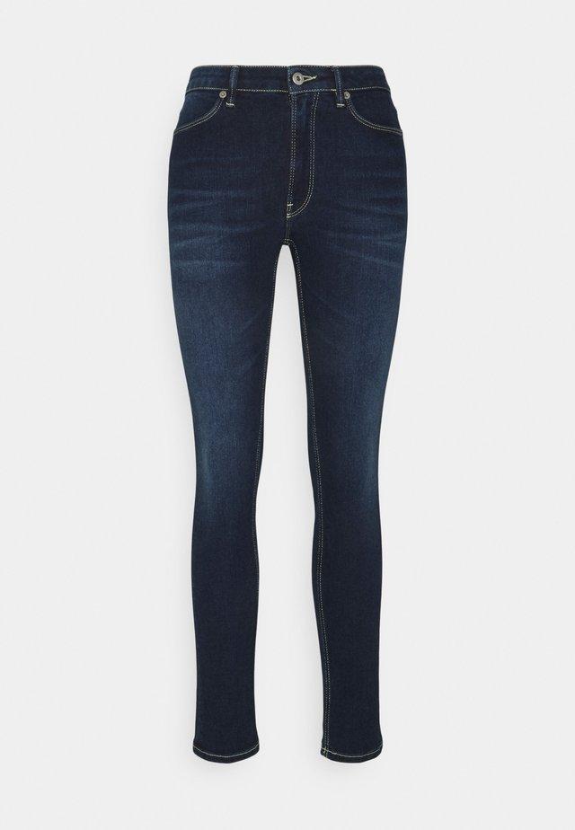 IRIS - Jeans Skinny Fit - yellow thread
