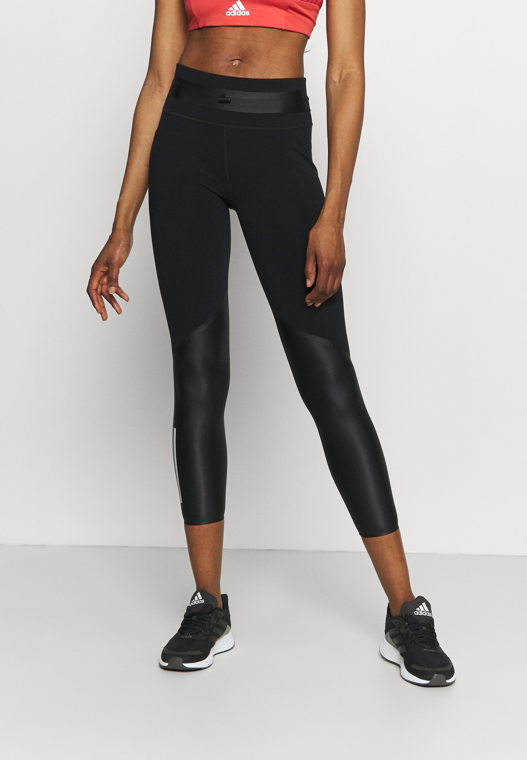 Donna POWER MISSION 7/8 WORKOUT LEGGINGS - Collant