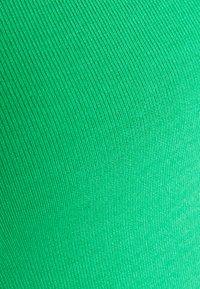 Marks & Spencer London - SQUARE NECK - T-shirt basique - green - 2