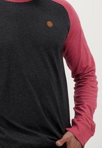alife & kickin - SAMMYAK - Long sleeved top - cranberry - 3