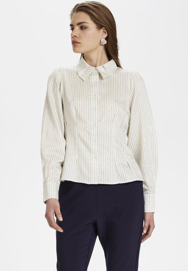 DEARKB - Button-down blouse - egret