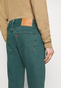 Levi's® - 501® BIRTHDAY '93 STRAIGHT - Jeansy Straight Leg - blue eyes mallard green - 6