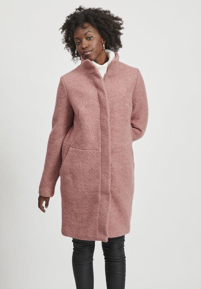 VIALANIS COAT - Classic coat - ash rose