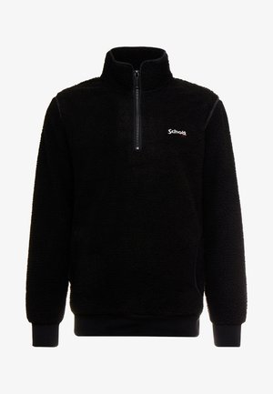 ANDRIC  - Fleece jumper - black