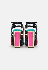 Kat Maconie - SELINA - Sandals - black/multicolor - 3