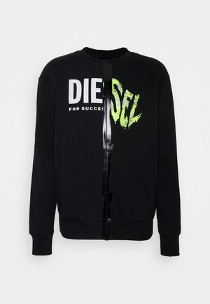 BIAY SPLIT - Sweatshirt - black