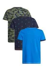 WE Fashion - 3 PACK - Print T-shirt - multi-coloured - 1