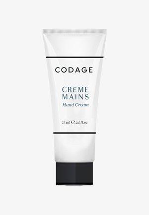 HAND CREAM - Hand cream - -