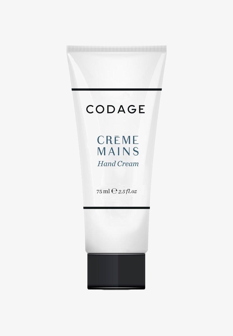 Codage - HAND CREAM - Hand cream - -