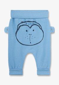 Sanetta Kidswear - Trainingsbroek - hellblau - 0