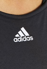 adidas Performance - TANK - Top - black/white - 3