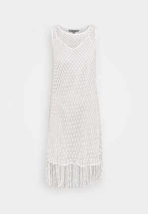 JESA DRESS - Day dress - chalk white