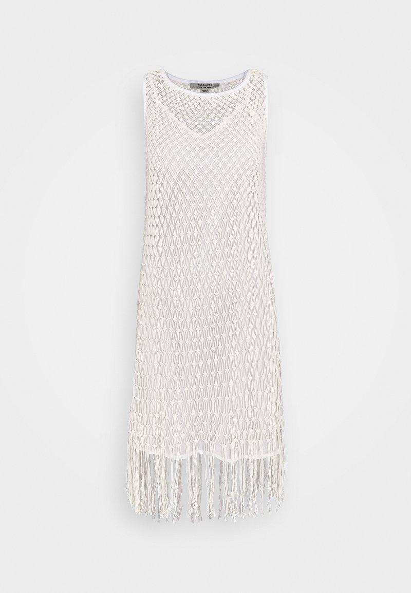 AllSaints - JESA DRESS - Denní šaty - chalk white