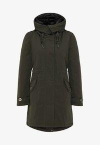 DreiMaster - Winter coat -  olive - 4
