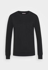 Anna Field - Langærmede T-shirts - black - 4