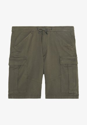 Shorts - khaki green